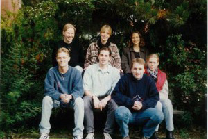 Bestuur 1996-1997